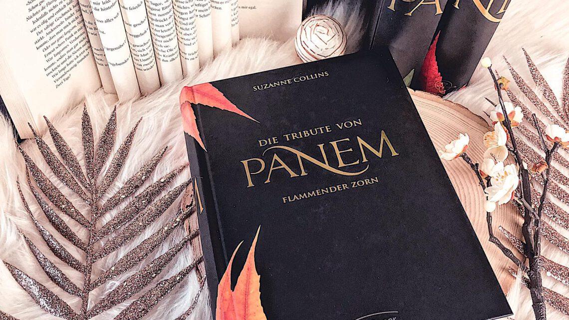 ||» Rezension «|| Die Tribute von Panem 03: flammender Zorn [von Suzanne Collins]