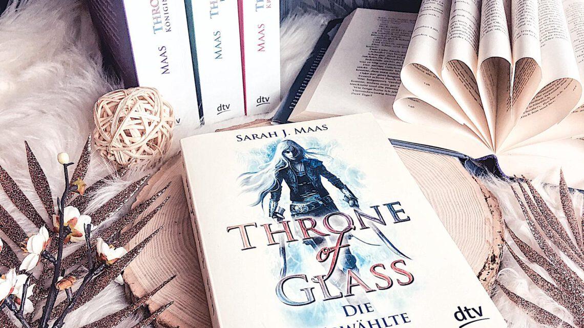 ||» Rezension «|| Throne of Glass 01: die Erwählte [von Sarah J. Maas]
