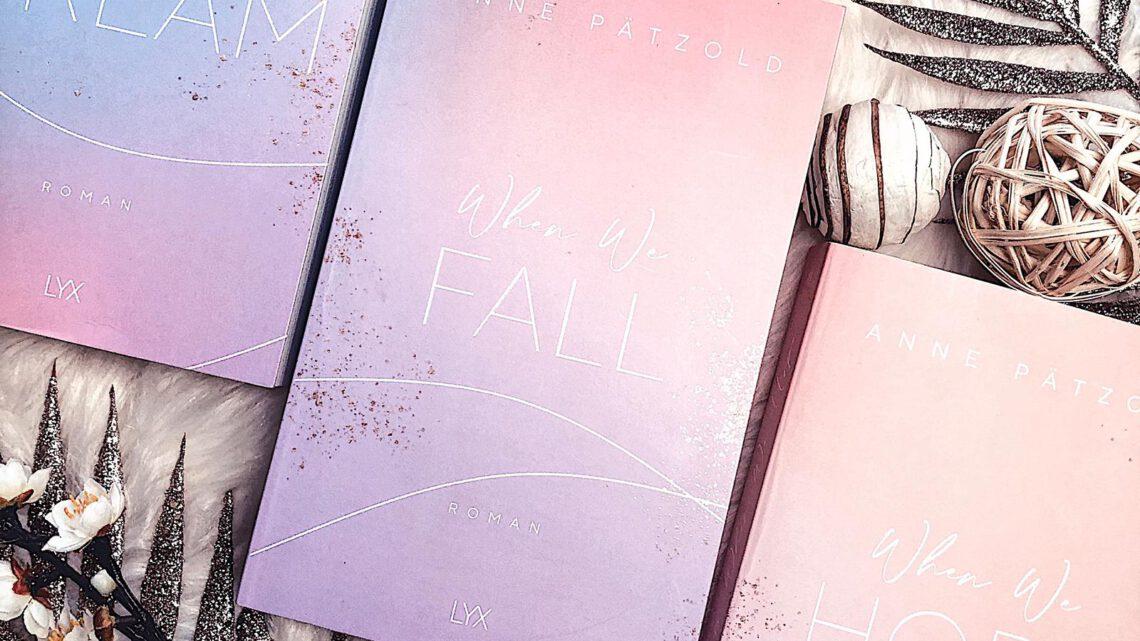 ||» Rezension «|| Love Nxt 02: When we fall [von Anne Pätzold]
