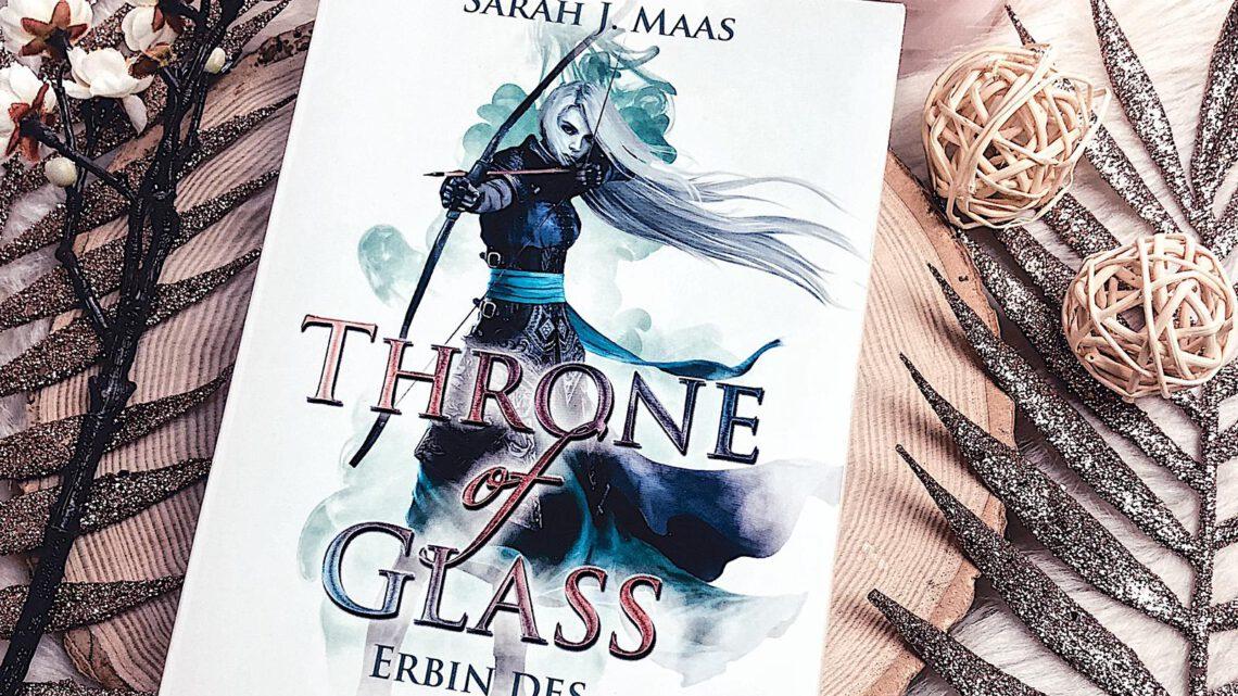 ||» Rezension «|| Throne of Glass 03: Erbin des Feuers [von Sarah J. Maas]