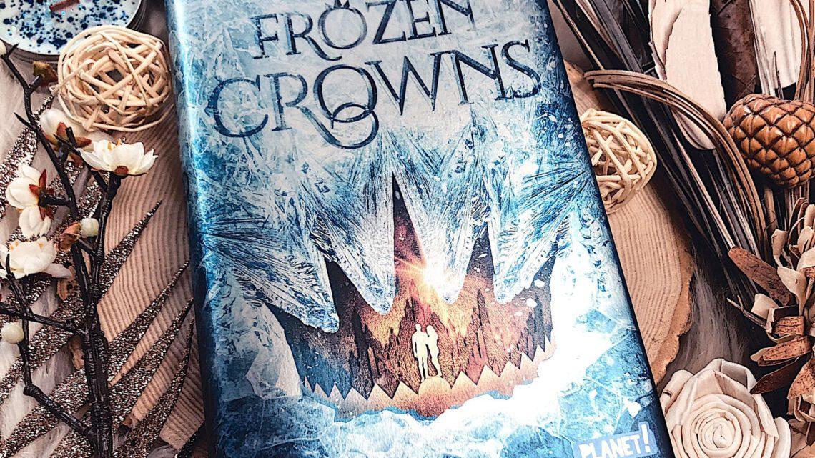 ||» Rezension «|| Frozen Crowns 01: Ein Kuss aus Eis und Schnee [von Asuka Lionera]