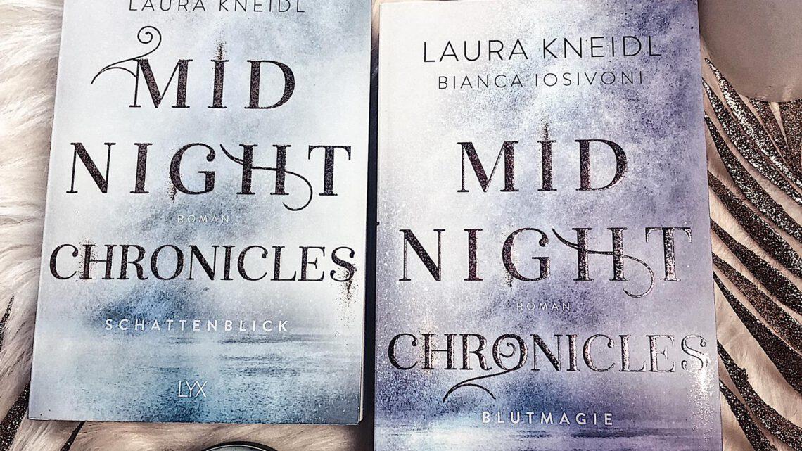 ||» Rezension «|| Midnight Chronicles 02: Blutmagie [von Bianca Iosivoni und Laura Kneidl]