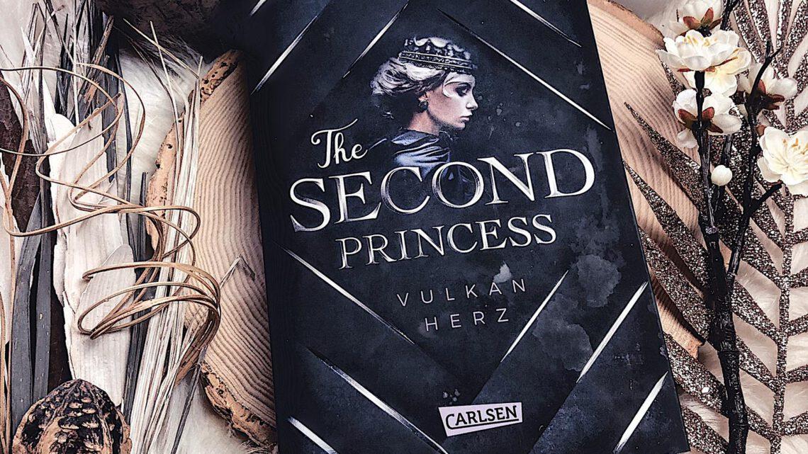 ||» Rezension «|| The Second Princess: Vulkanherz [von Christina Hiemer]
