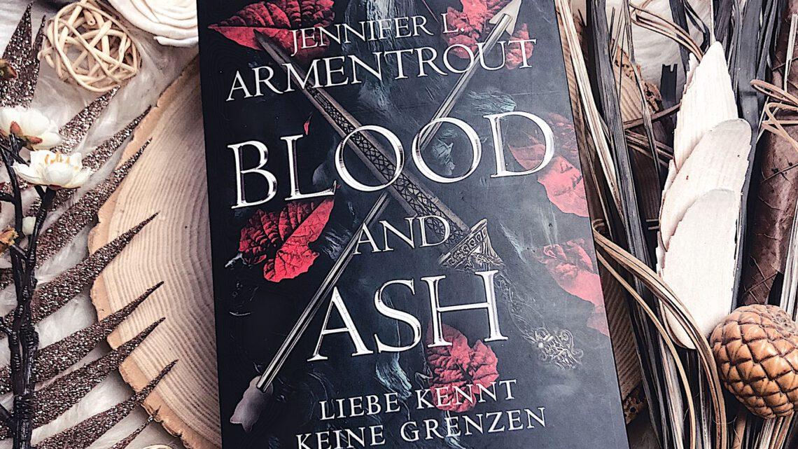 ||» Rezension «|| Blood and Ash [von Jennifer L. Armentrout]